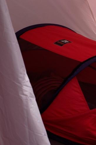 Zelt im Zelt