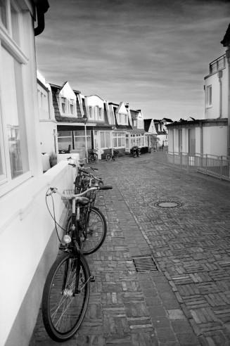 Seilerstraße auf Norderney