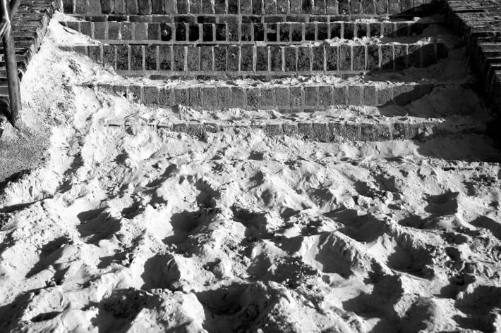 Strandtreppe