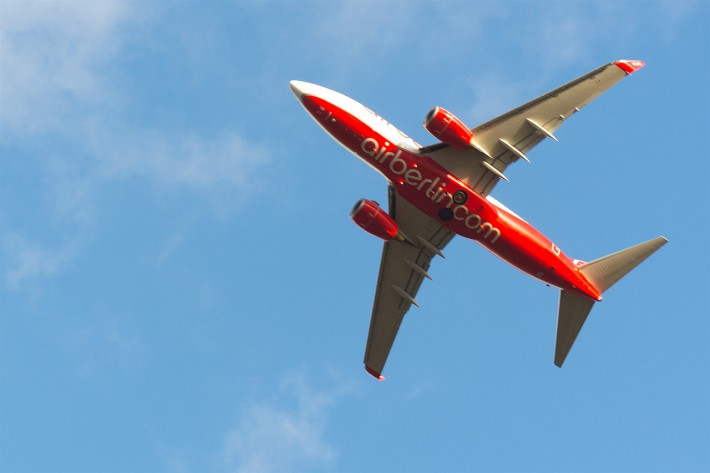 airberlin - CGN - Plane Spotting