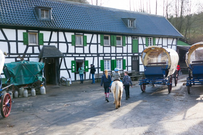 Gammersbacher Mühle in Lomar
