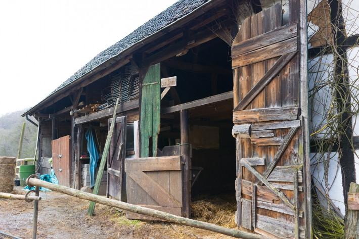 Bauernhofromantik - Gammersbacher Mühle