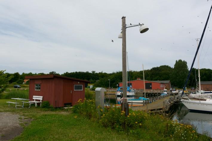 Hafen Hesnæs